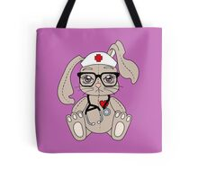 Nurse Nancy Bunny Tote Bag