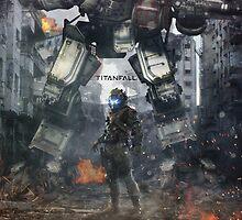 Titanfall - Militia by dmorson
