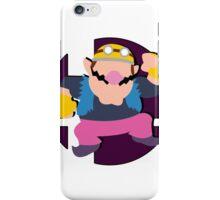 Smash Bros: Wario iPhone Case/Skin