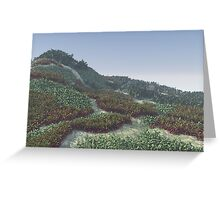 Paths Greeting Card