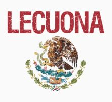 Lecuona Surname Mexican Kids Clothes