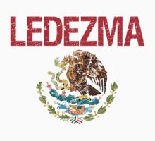 Ledezma Surname Mexican Kids Clothes