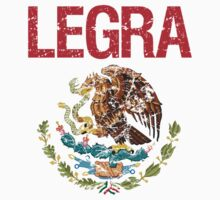Legra Surname Mexican Kids Clothes