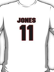NFL Player Julio Jones eleven 11 T-Shirt