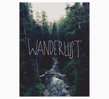 Wanderlust Rainier Creek Kids Clothes