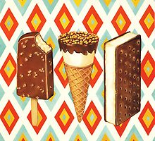 Ice Cream Novelties by Kelly  Gilleran