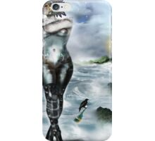 Sea change iPhone Case/Skin