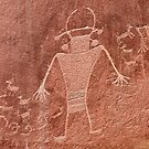 Capitol Reef National Park Petroglyphs by Alex Preiss