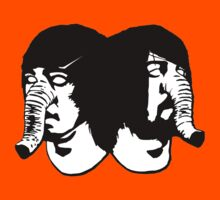 Death from Above 1979 Heads by maloah