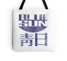 Blue Sun Vintage Style Shirt (Firefly/Serenity) Tote Bag