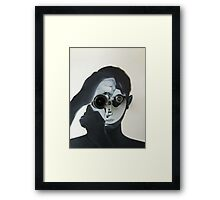 Camera Eyes, 2013 Framed Print