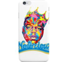 NOTORIOUS! iPhone Case/Skin