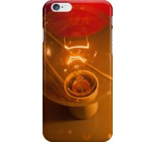 lamp on table iPhone Case/Skin