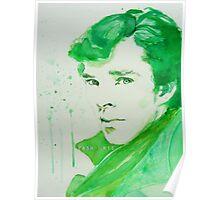 Emerald - Sherlock Poster