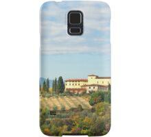 Typical Tuscan hill Samsung Galaxy Case/Skin