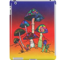 Garden of Shroomz iPad Case/Skin