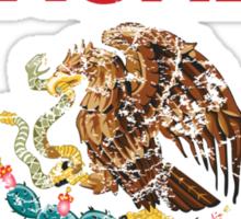 Manchego Surname Mexican Sticker