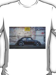 VW Beetle Bus Camper Classics 4 T-Shirt