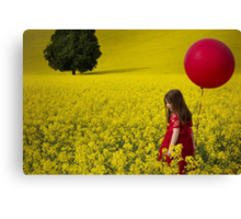 The Miracle Canvas Print