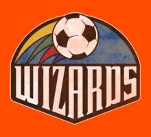 Wizards (Kansas City) by RetroPops