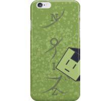 Noiz & Cube iPhone Case/Skin