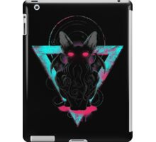 Cathulhu II iPad Case/Skin