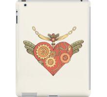 Love steampunk heart iPad Case/Skin