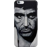 scarface iPhone Case/Skin