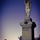 ANZAC Day 2014. by Jeanette Varcoe.