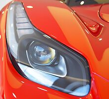 Ferrari - La Ferrari Head Light by PhotosBySJ