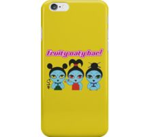 Fruity Oaty Bar! Shirt (Firefly/Serenity) iPhone Case/Skin