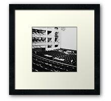 opera Framed Print