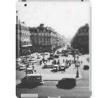 place de l'opera iPad Case/Skin