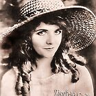 Ziegfeld Girls ... Olive Thomas by © Kira Bodensted