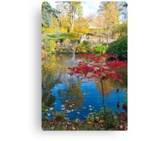Autumn in the Dingle Canvas Print