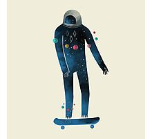 Skate/Space Photographic Print