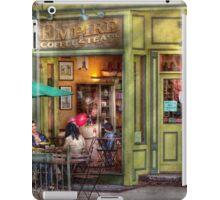 Cafe - Hoboken, NJ - Empire Coffee & Tea iPad Case/Skin