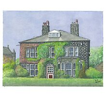 Horsforth Leeds Old Vicarage Photographic Print