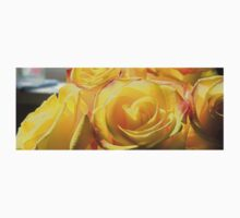Bright yellow roses 3 Kids Clothes