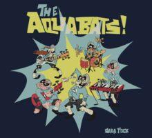 The Aquabats! Super Shirt! T-Shirt