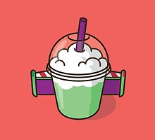 Buzz Lightyear Frozen Matcha by jacobparr