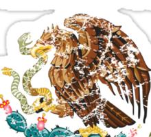 Mondragon Surname Mexican Sticker