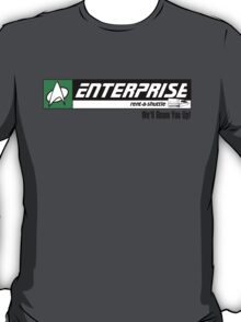 Enterprise Rent-A-Shuttle T-Shirt