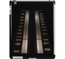 Radio Band iPad Case/Skin