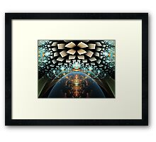 Separation Anxiety  (UF0174) Framed Print