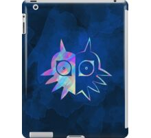 Majora's Mask Half Color iPad Case/Skin