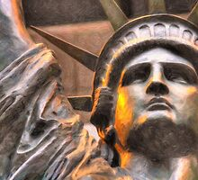 lady liberty by Adam Asar