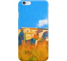 Colle Di Val D'Elsa, Tuscany, Italy iPhone Case/Skin