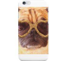 pug 3 iPhone Case/Skin