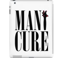 MANiCURE: Paws Up! iPad Case/Skin